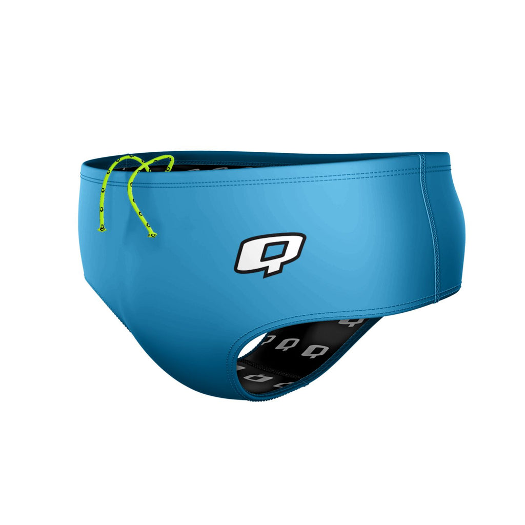 Turquoise Classic Brief Solid