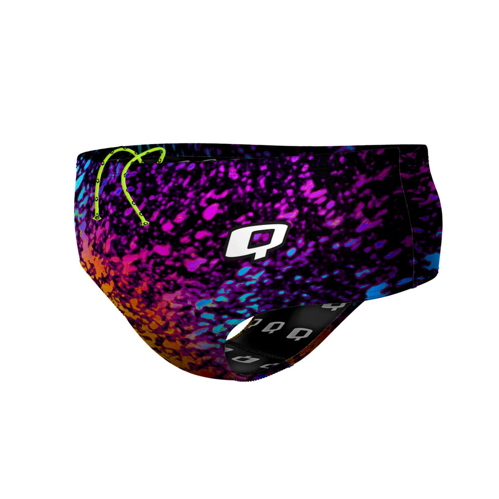 Retro Splash Classic Brief