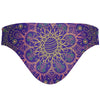 Purple Mandala - Bandeau Bottom