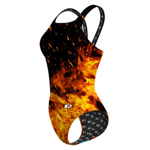 I'm on Fire Classic Strap