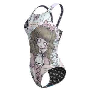 Creepy Little Alice Classic Strap