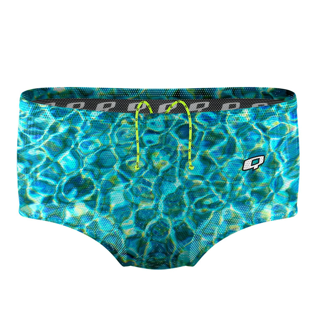 Pool Camo Drag Suit