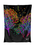 Tree of Life Mesh Bag