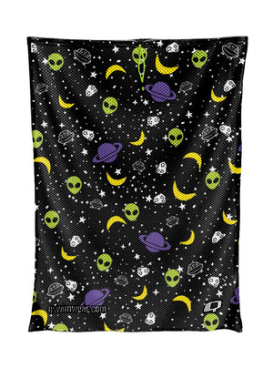 Space Files Mesh Bag