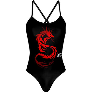 Red Dragon - Tieback One Piece