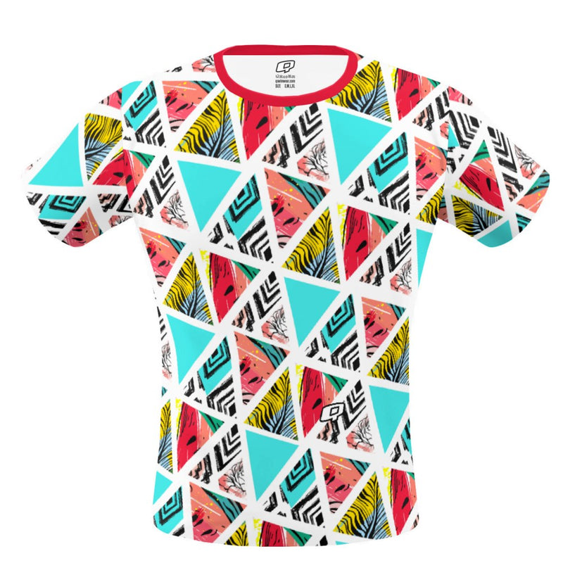 Watermelon Prism Performance Shirt
