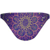 Purple Mandala - Tieback Bottom