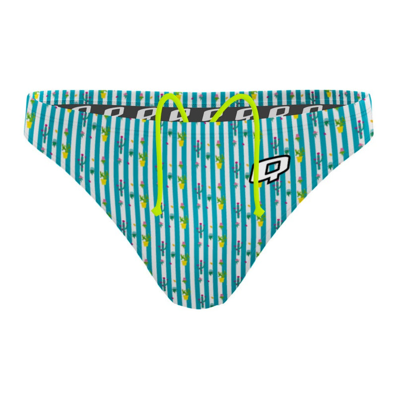 Cactus Vibes Waterpolo Brief