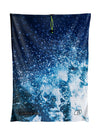 Cosmic Waves Mesh Bag