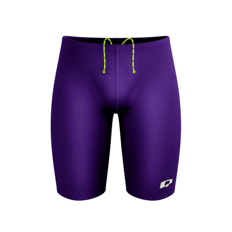 Purple Classic Brief Solid