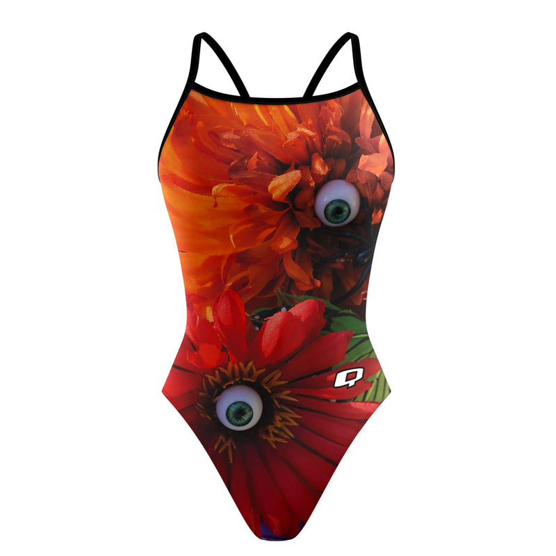 Oculary Flowers Sunback Tank