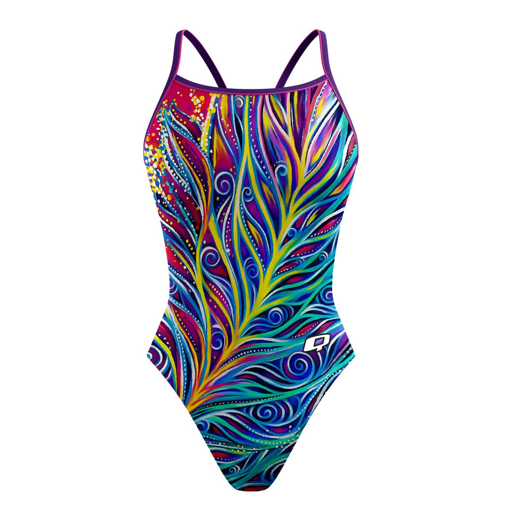 Bird of Paradise Sunback Tank