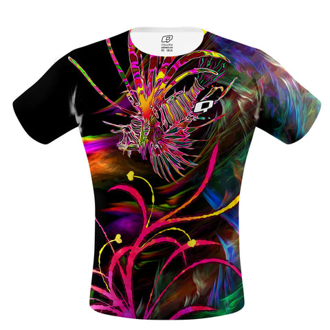 Lionfish in Technicolor Jammer