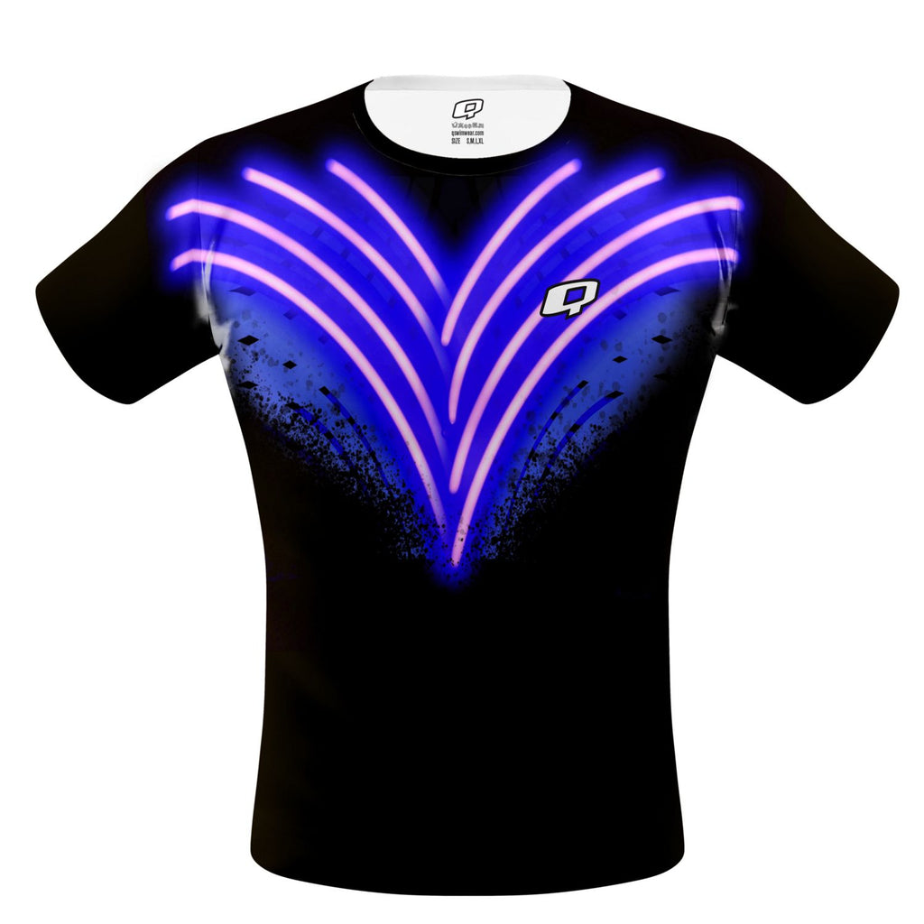 Blue Heart Performance Shirt