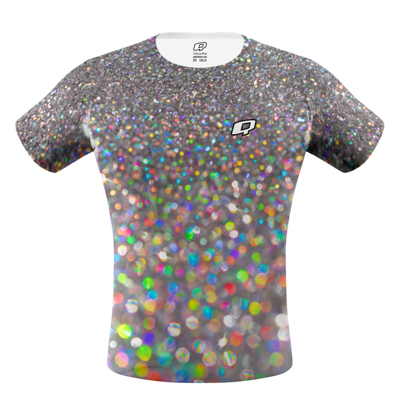 Dipped in Glitter Performance Shirt
