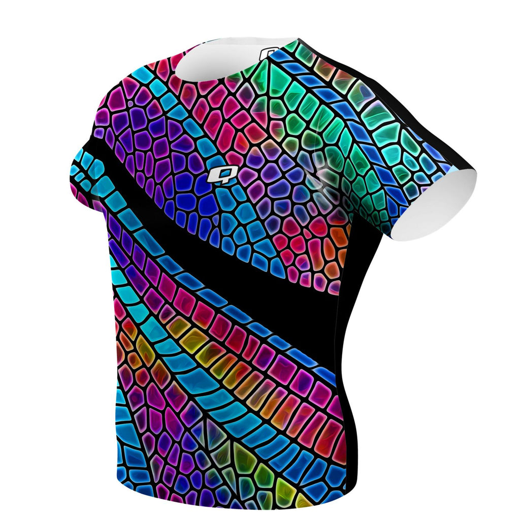 Dragonfly Wings Performance Shirt - Q Swimwear