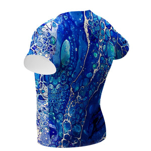 Salty Seas Performance Shirt - Q Swimwear