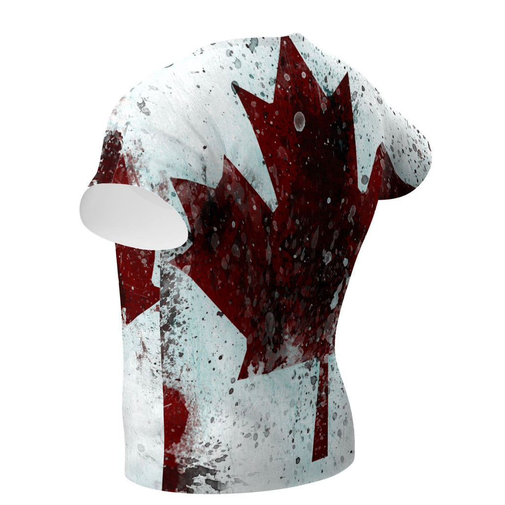 Canada 2.0 Performance Shirt - Q Swimwear