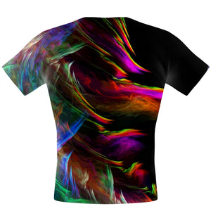 Lionfish in Technicolor Performance Shirt - Q Swimwear