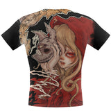 Red Riding Hood Performance Shirt