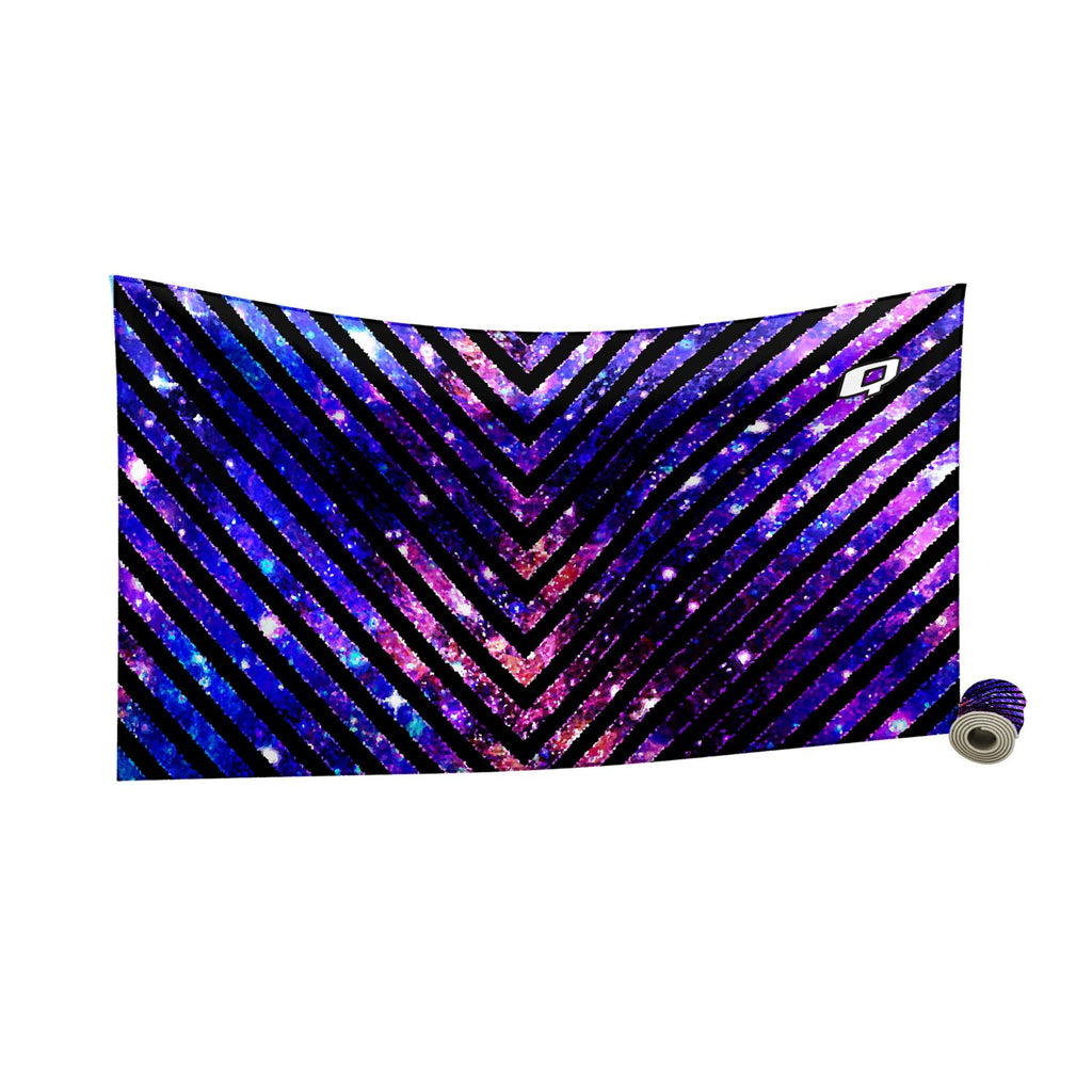 Into The Galaxy Quick Dry Towel