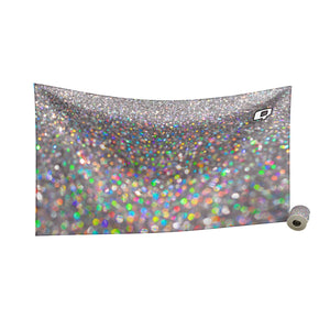 Dipped in Glitter Quick Dry Towel