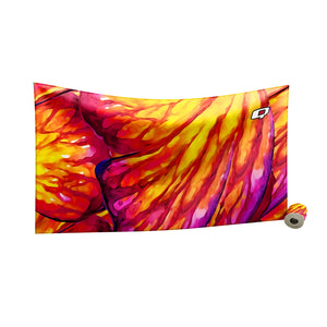 Butterfly Wings Quick Dry Towel