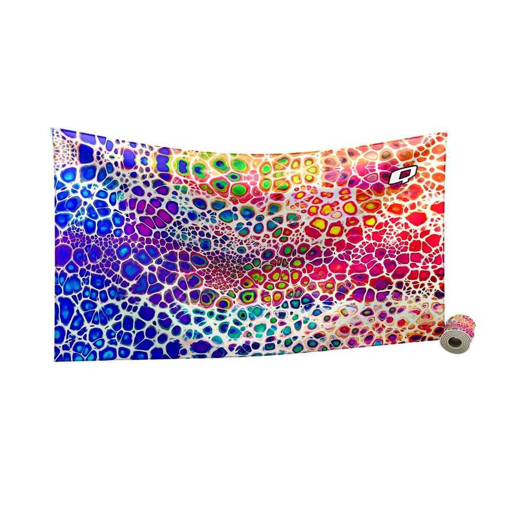 Mermaid Skin Quick Dry Towel