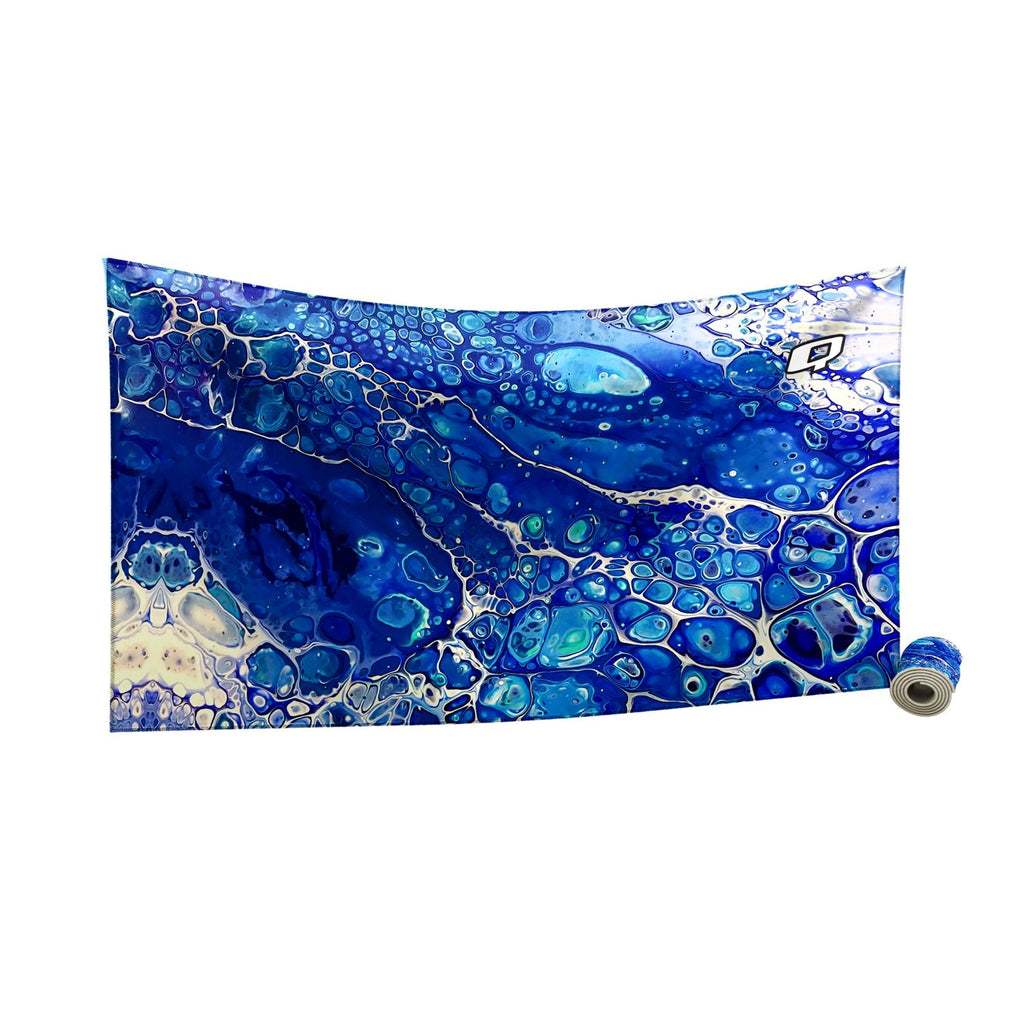 Salty Seas Quick Dry Towel