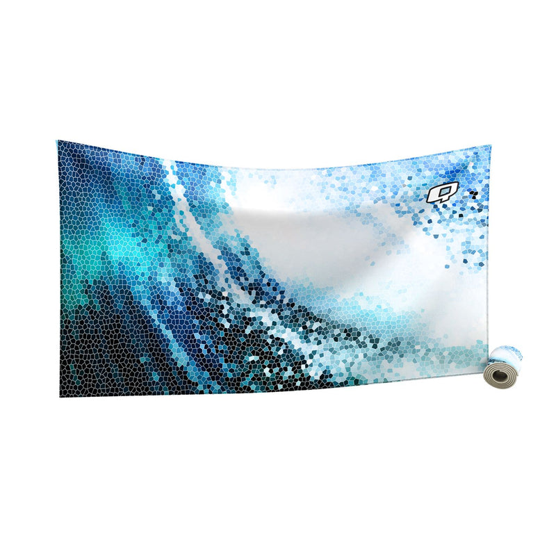 Eye of the Barrel Quick Dry Towel