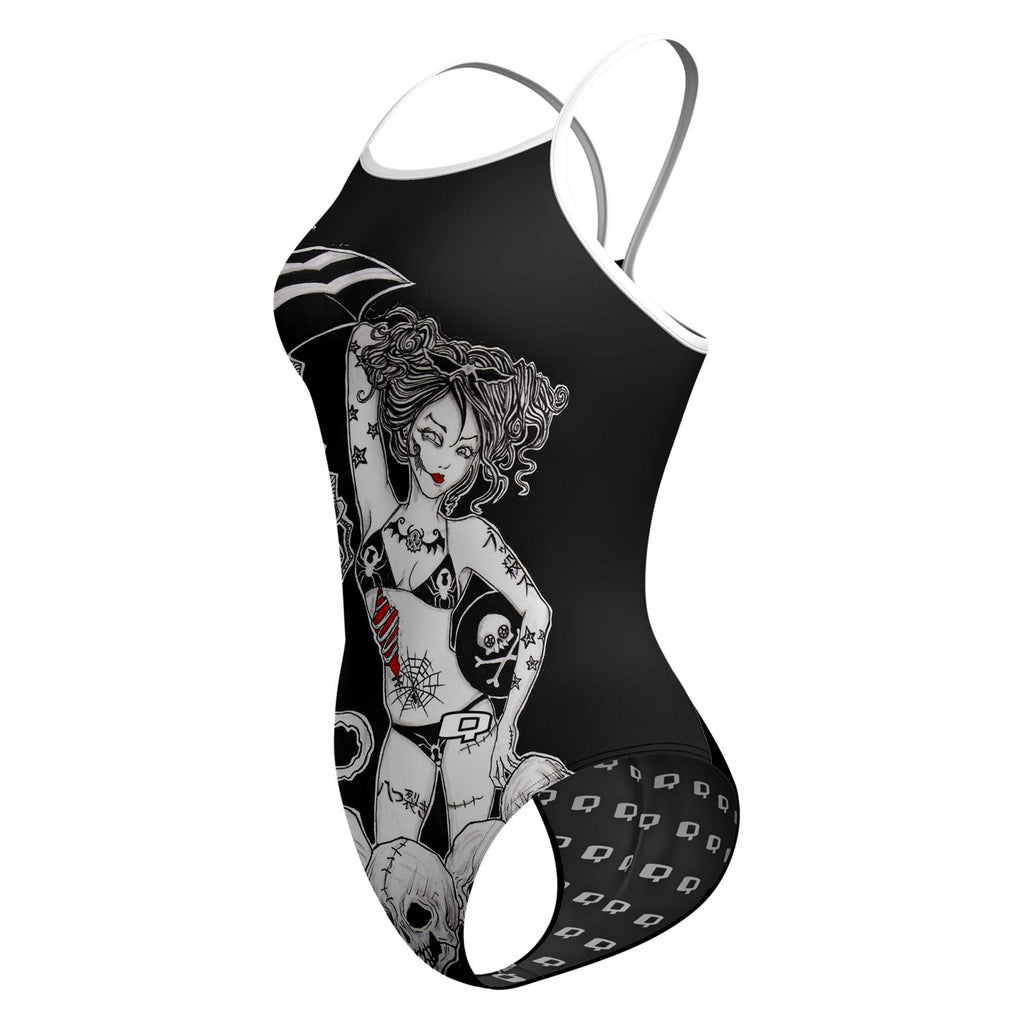 Boys and Ghouls Skinny Strap