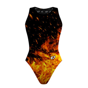 I'm on Fire Waterpolo