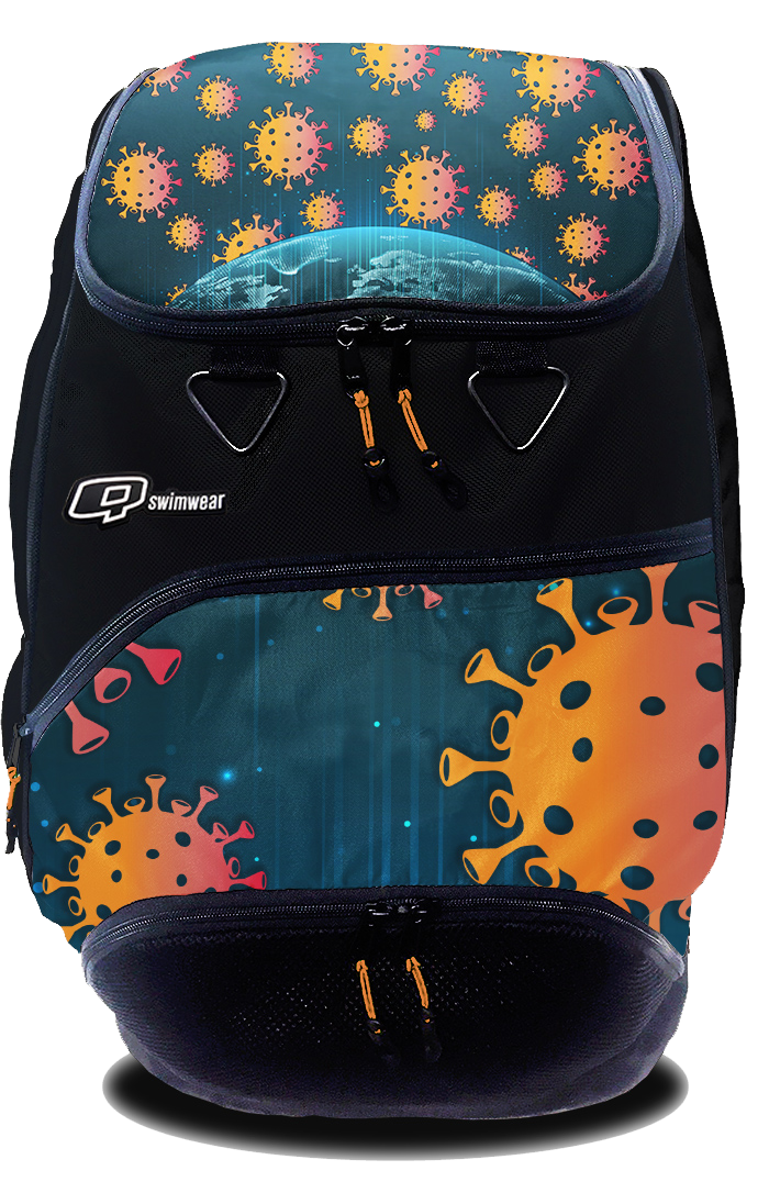 Be Safe Earth Backpack