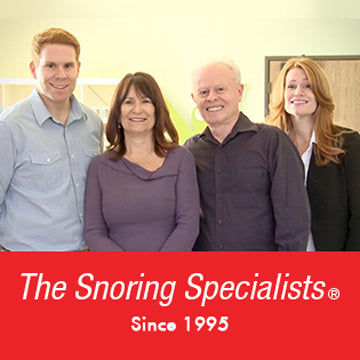 Snorestop snoring products founders