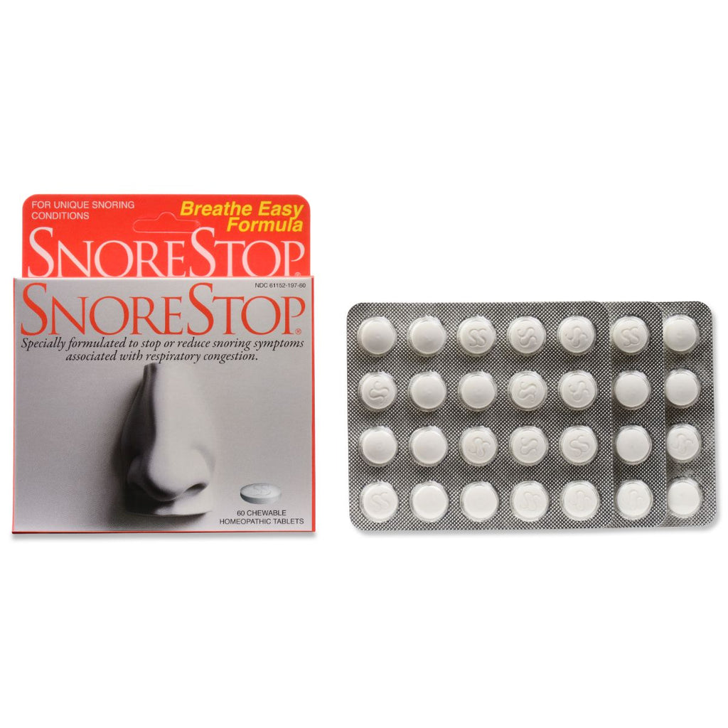 SnoreStop® Breathe Easy Formula