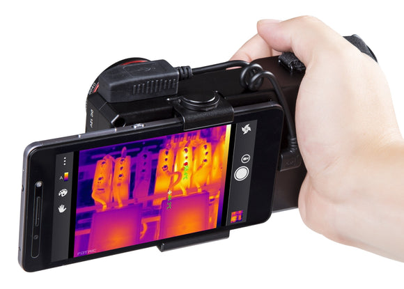 NovaTestEquip Introduces Unique 3-In-1 Use Professional Thermal Camera Imagers with Smartphone