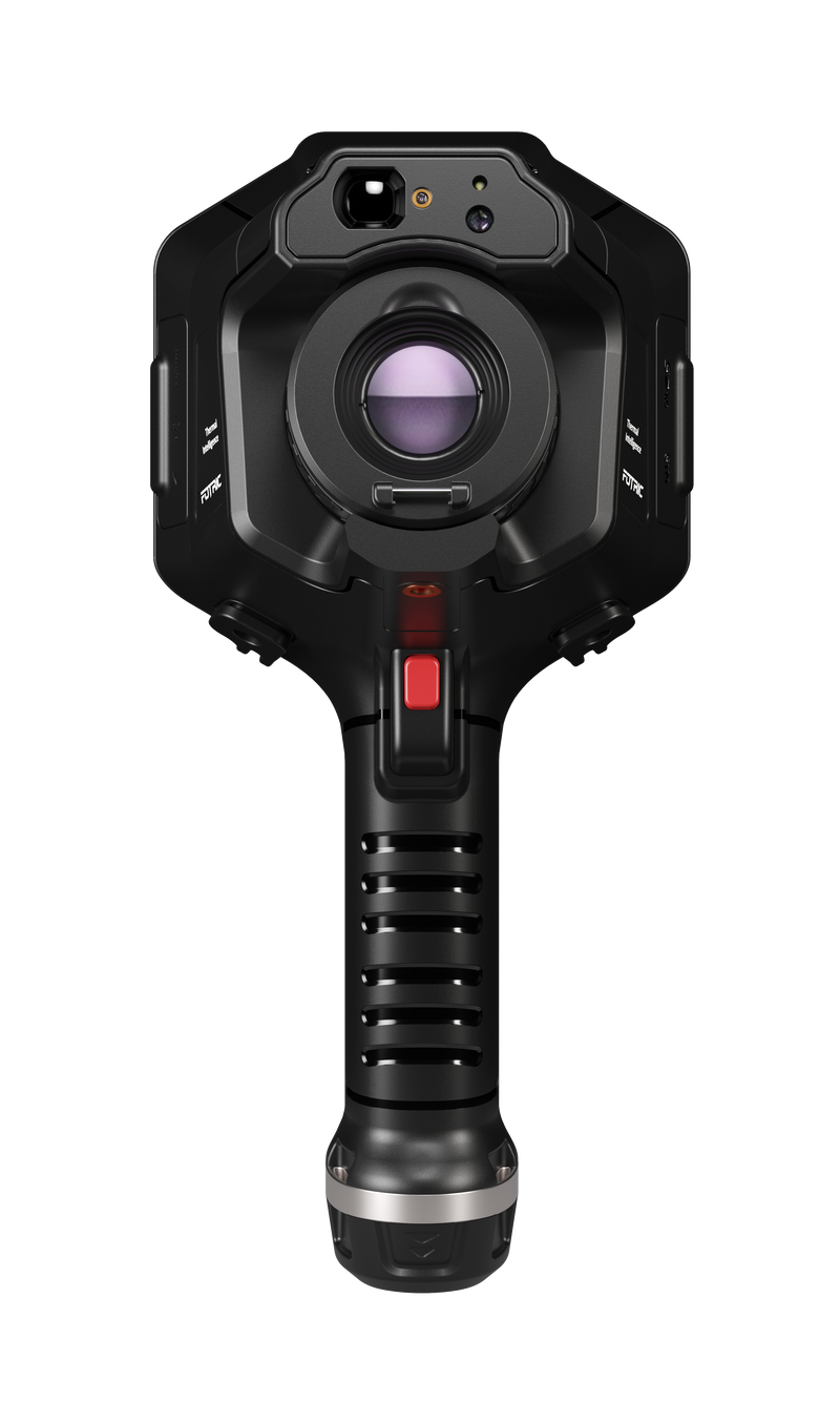 FOTRIC 347A Thermal Camera Artificial Intelligence with MagicThermal 480 x 360 Resolution 30Hz 25° Lens