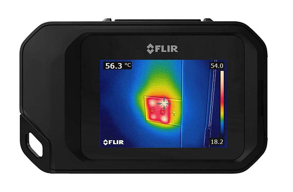 FLIR C3 80x60 Pocket Thermal Camera 302°F