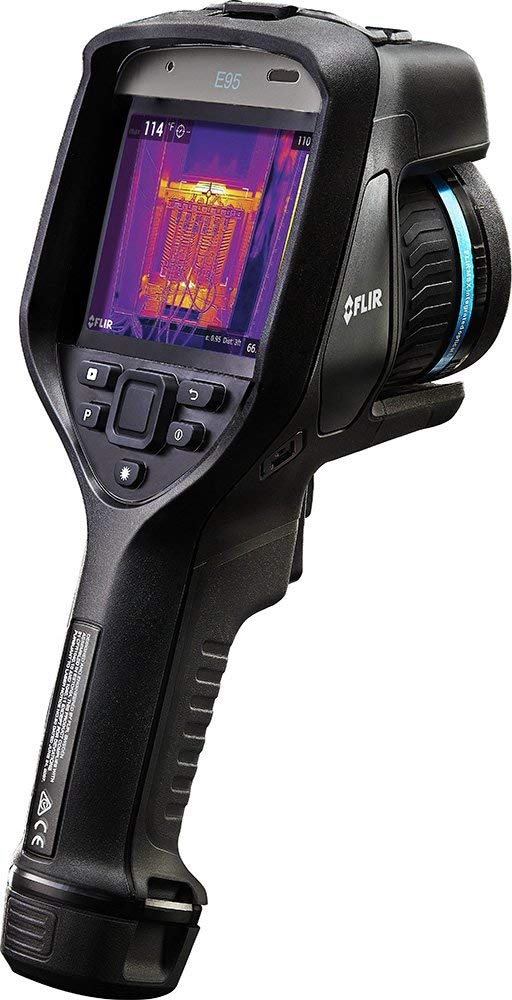 FLIR E95 Handheld Thermal Camera 464 x 348 Pixels 24° Lens