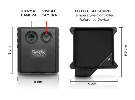 Seek Scan Temperature Screening Thermal Imaging System for Single Person
