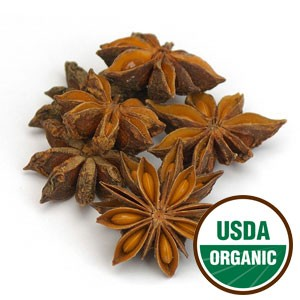 Anise Star Pods Organic