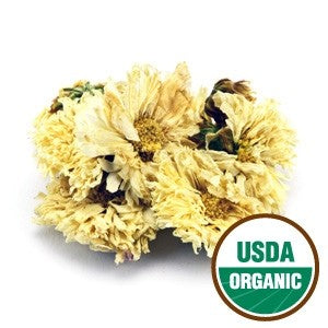 Chrysanthemum Flowers whole organic 1 oz
