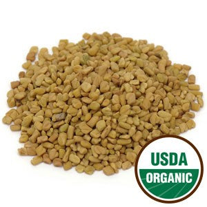Fenugreek seed whole organic