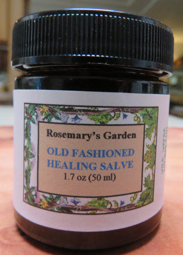 Old Fashioned Healing Salve