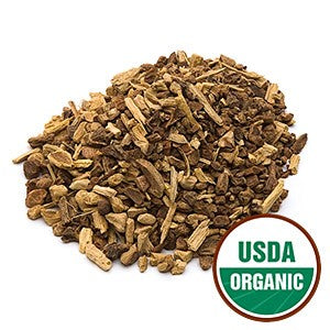 Sarsaparilla root c/s (Indian) organic