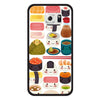 Samsung Galaxy S6 Sushi Bar Bumper Case