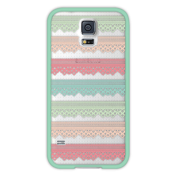 Samsung Galaxy S5 Lace Bumper Case