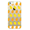 iPhone 5 and iPhone 5s Pineapples Transparent Cap Case