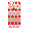 iPhone 5 and iPhone 5s  Strawberries Transparent Cap Case