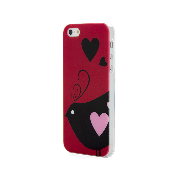 iPhone 5 and iPhone 5s Bird Case - Ashby Chirp Case